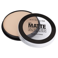 Maybelline Matte Maker Mattifying Powder - 20 Nude Beige