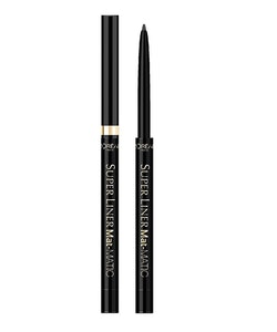 L'Oreal Mat-Matic Intense Matte Automatic Gel Waterproof Eyeliner - Ultra Black