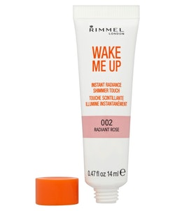 RIMMEL Wake Me-Up RADIANCE SHIMMER Highlight&Blush-Radiant Rose