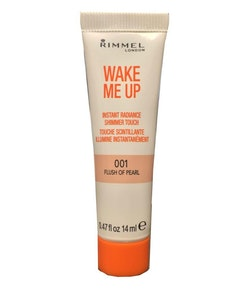 RIMMEL Wake Me-Up RADIANCE SHIMMER Highlight&Blush-Flush of Pearl