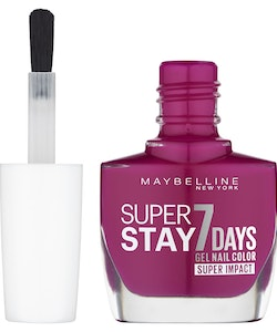 Maybelline SuperStay 7 Days Gel Nail - 886 Fuchsia