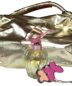 Mariah Carey Luscious Pink EdP 50ml+Gold Purse+Solid Perfume