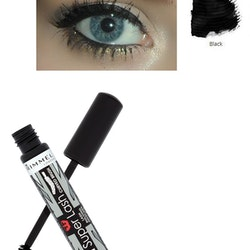 Rimmel Extra Super Lash Mascara  - 101 Black Black