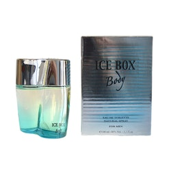 Ice Box Body Homme EDT 100ml
