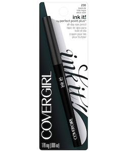 COVERGIRL Perfect Point Plus Waterproof Eyeliner-Black Ink
