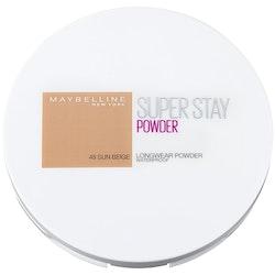 Maybelline Super Stay 24Hr Matte Waterproof Powder- 48 Sun Beige