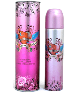 Cuba Heartbreaker Women EDP 100ml-Limited Edition