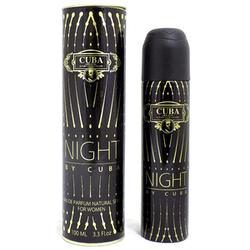 Cuba Night by Parfums Des Champs EDP 100ml-Limited Edition