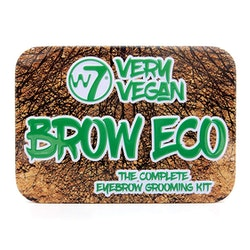 W7 Very Vegan Brow ECO Eyebrow Grooming Kit