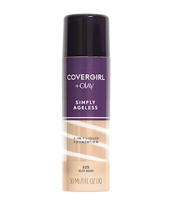 Covergirl Simply Ageless 3-in-1 Liquid Foundation -225 Buff Beige