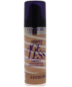 Covergirl Simply Ageless 3-in-1 Liquid Foundation - 242 Medium Beige