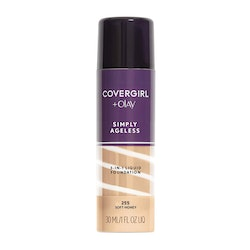 Covergirl Simply Ageless 3-in-1 Liquid Foundation - 255 Soft Honey