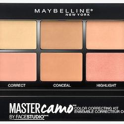 Maybelline Master Camo Colour Correcting Concealer Kit-02 Medium