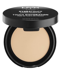 NYX Hydra Touch Powder Foundation - 03 Natural