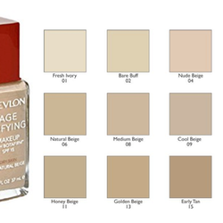 Revlon Age Defying Makeup with Botafirm SPF15 - Rich Tan