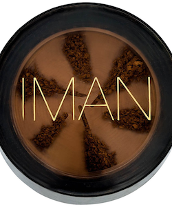 IMAN Minerals Second To None Semi-Loose Powder - Earth Medium