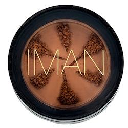 IMAN Minerals Second To None Semi-Loose Powder - Clay Medium (Medium Skin)