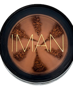 IMAN Minerals Second To None Semi-Loose Powder - Clay Medium (Medium Skin)