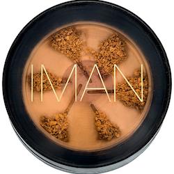 IMAN Minerals Second To None Semi-Loose Powder - Sand Medium(Light Skin)