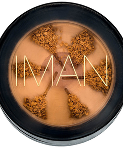 IMAN Minerals Second To None Semi-Loose Powder - Sand Medium(Light Skin)