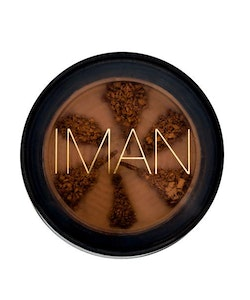 IMAN Minerals Second To None Semi-Loose Powder-Clay Medium Dark