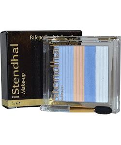 Stendhal Mineral Creamy Eyeshadow Palette -  Blueberry