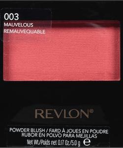 Revlon Powder Blush -003 Mauvelous