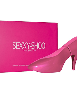 Sexxy-Shoo PINK Stiletto EdP 100 ml