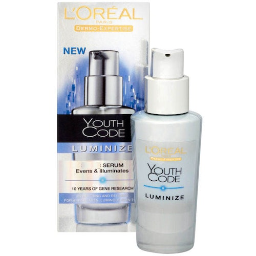 L'OREAL YOUTH CODE LUMINIZER SERUM 30ml