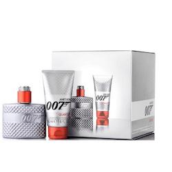 James Bond Quantum 007 Set-EDT 50ml+Shower Gel150ml
