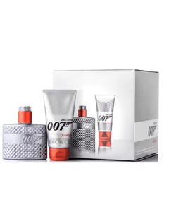 James Bond Quantum 007 Set-EDT 50ml+Shower Gel150ml