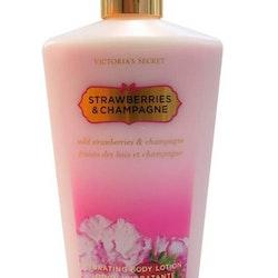 Victorias Secret Strawberries & Champagne Body Lotion 250ml