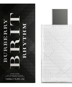 BURBERRY Brit Rhythm for Him Aftershave Balm 150ml