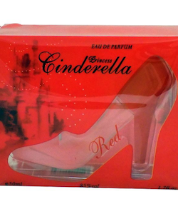 Cinderella Princess *Red* EDP 50ml