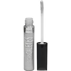 Rimmel Scandaleyes Eyeshadow Paint-Mercury Silver