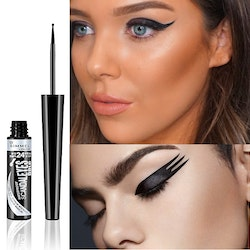 Rimmel Scandaleyes Bold Liquid Eyeliner-001Black &Waterproof