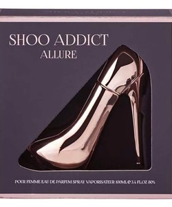 Laurelle Shoo Addict Allure EdP 100 ml-Rose Gold