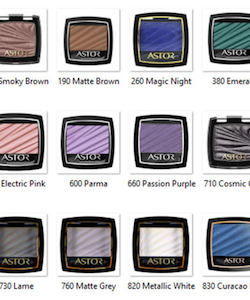 Astor Couture Eye Artist Color Waves Pearl Shadow - Magic Night