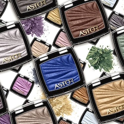 Astor Couture Eye Artist Color Waves Pearl Shadow - 830 Curacao Blue