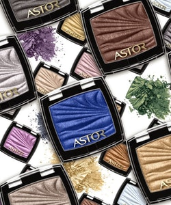 Astor Couture Eye Artist Color Waves Pearl Shadow - 660 Passion Purple