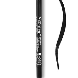 Bellapierre Gel Eye Liner - 02 Ebony
