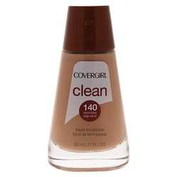 Covergirl Clean Liquid Foundation - 120 Creamy Natural