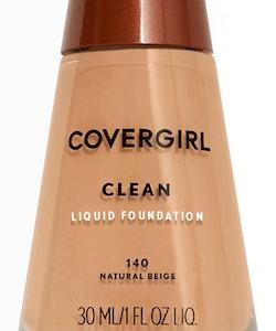 Covergirl Clean Liquid Foundation - 140 Natural Beige