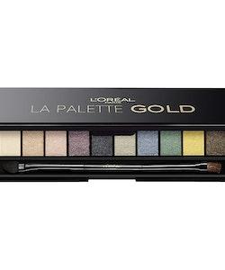 L'Oreal La Palette - Gold Gold