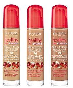 Bourjois Healthy Mix Serum Gel Foundation - 55 Dark Beige