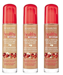 Bourjois Healthy Mix Serum Gel Foundation - 58 Dark Bronze