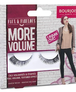 Bourjois Faux & Fabulous More Volume Eyelashes-Urban Chic