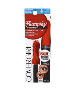 Covergirl Plumpify Blast Pro Waterproof Mascara - Very Black
