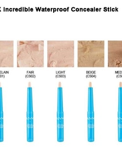 NYX Incredible Waterproof Concealer - Light