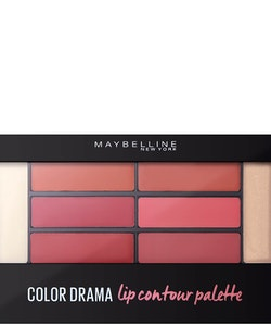 Maybelline Color Drama Lip Contour Palette - Blushed Bombshel